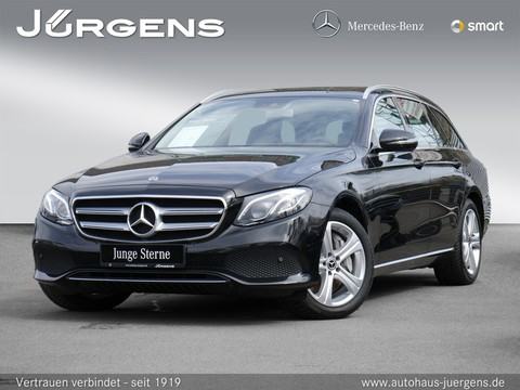 Mercedes E 350 d T Avantgarde Wide