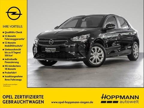 Opel Corsa 1.2 F Edition EU6d Multif Lenkrad Kindersitze int