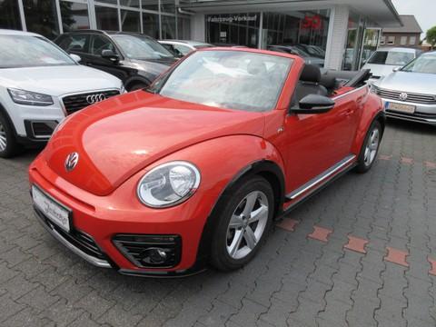 Volkswagen Beetle 1.4 TSI Cabriolet R-Line