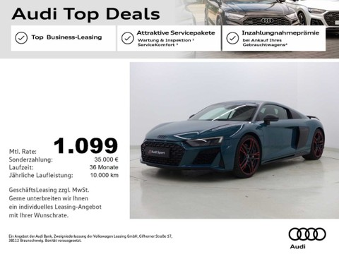 Audi R8 Coupe Green Hell 4 50 V10 Perf