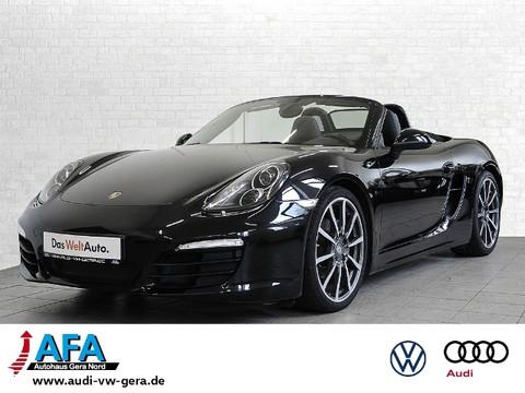 Porsche Boxster 2.7 Black Edition 20
