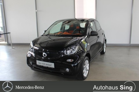 Smart ForFour Cool u Audio