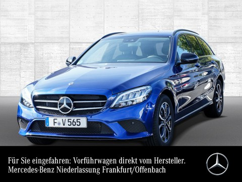 Mercedes C 200 T Avantg BusinessP ParkP KomfortP