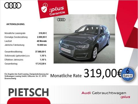 Audi A4 2.0 TDI quattro Avant sport 319