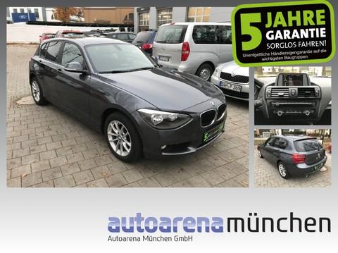 BMW 116 d Multilenkrad