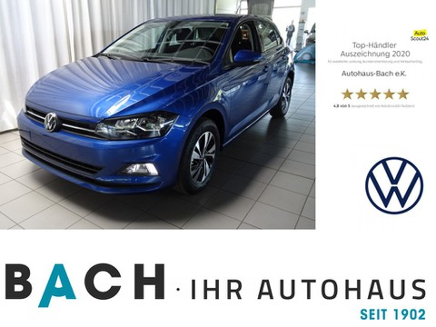 Volkswagen Polo Comfortline Ready2Discover AppConnect S