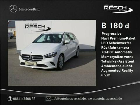 Mercedes-Benz B 180 d Progressive Prem