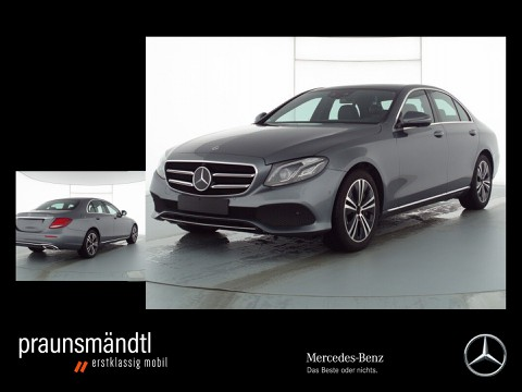 Mercedes-Benz E 450 AVANTGARDE Distro MuBeam Widescr