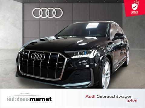 Audi Q7 S line 50 TDI quattro Scheinwerfer