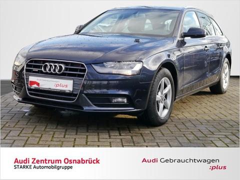 Audi A4 2.0 TDI quattro Avant Ambiente