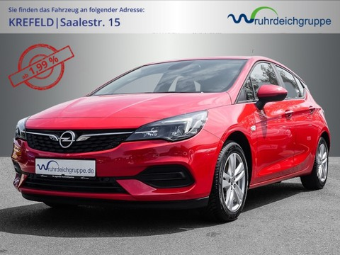 Opel Astra 1.4 K Edition Licht