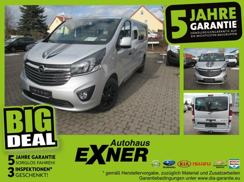 Opel Vivaro 1.6 Kombi L2H1 145PS S S