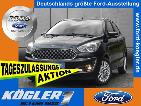 Ford Ka 1.2 Cool & Connect