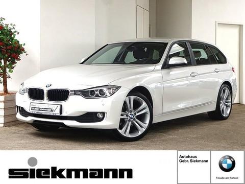 BMW 320 d xDrive Sitz