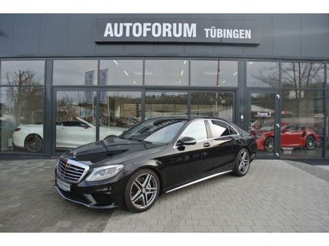 Mercedes S 63 AMG L Driver Package 3xTV