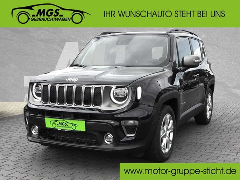 Jeep Renegade 1.3 T Limited # # #