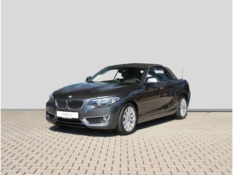 BMW 220 i Luxury Line Cabriolet