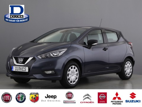 Nissan Micra 1.0 Visia Plus Safety Pack