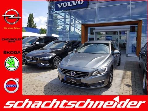 Volvo V60 T3 Linje Svart