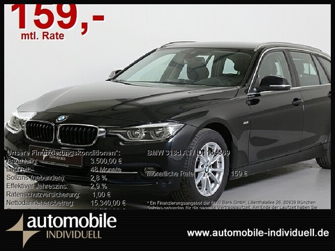 BMW 318 d Sport Line HiFi