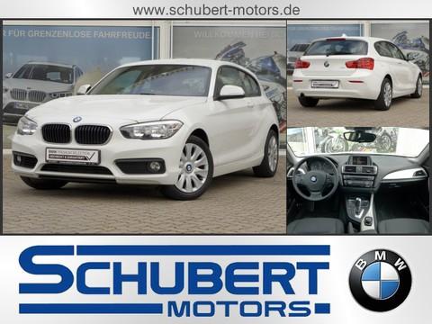BMW 118 i Automatik Prof
