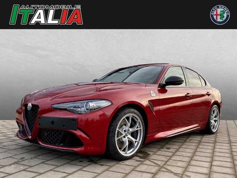 Alfa Romeo Giulia 2.9 Quadrifoglio V6 Bi-Turbo AT8 - Rosso