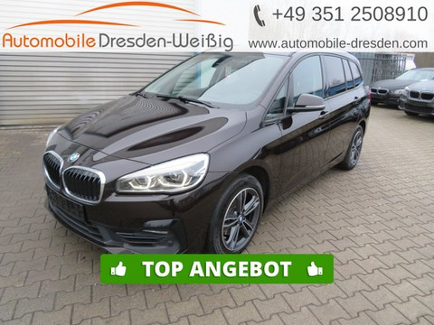 BMW 216 Gran Tourer i Sport Line