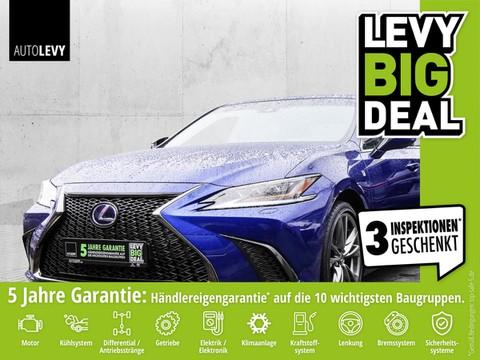 Lexus ES 300 h F-Sport Mark-Levinson Safety-System
