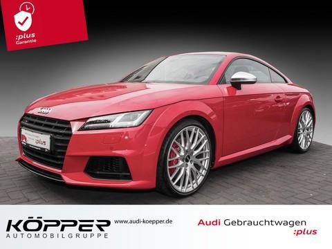 Audi TTS 2.0 TFSI qu Coupé S-tron 1 FIN OPTIK-SCHW E S-SITZE R