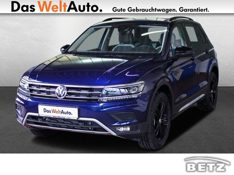 Volkswagen Tiguan 2.0 TDI OFFROAD 6d