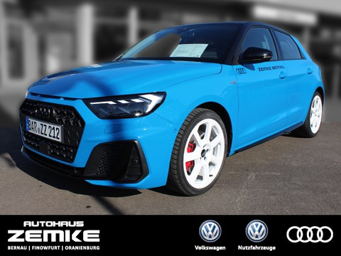 Audi A1 1.0 TFSI Launch Edition black