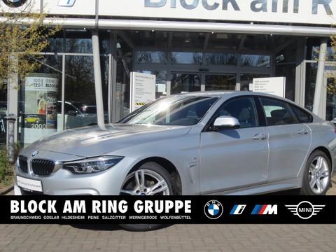 BMW 420 d Gran Coupé M-Sportpaket Adaptive e