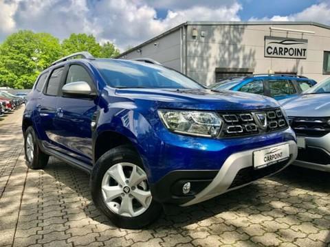 Dacia Duster Blue dCi 115 Comfort LOOK Paket
