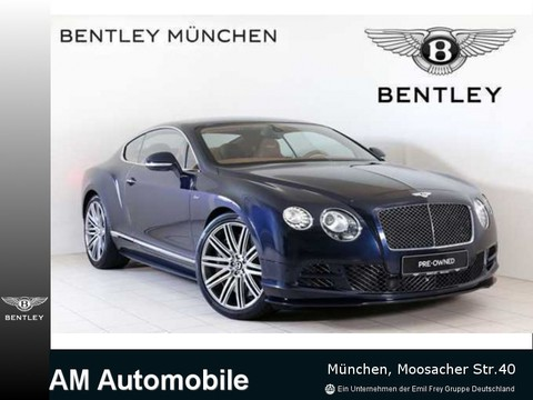 Bentley Continental GT Speed Mulliner Keramikbremsen