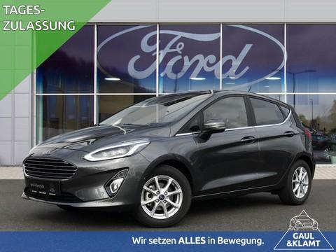 Ford Fiesta 1.0 EcoBoost TitaniumX #MHEV # #