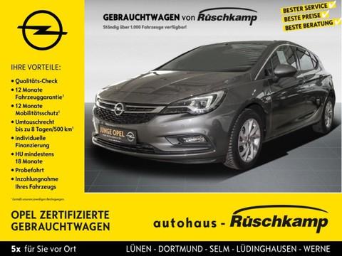 Opel Astra INNOVATION Wegfahrsperre