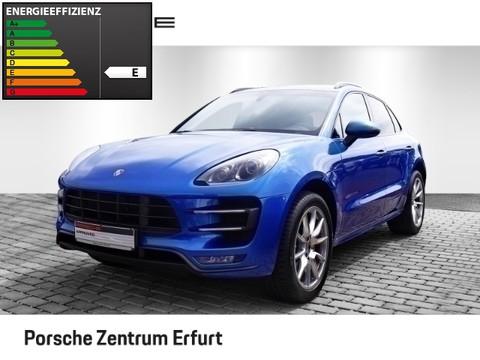 Porsche Macan Turbo Entry Drive