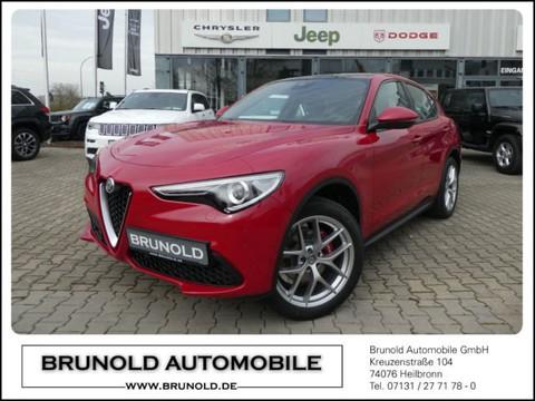 Alfa Romeo Stelvio 2.0 Turbo 8 Q4 Super Pkt Plus