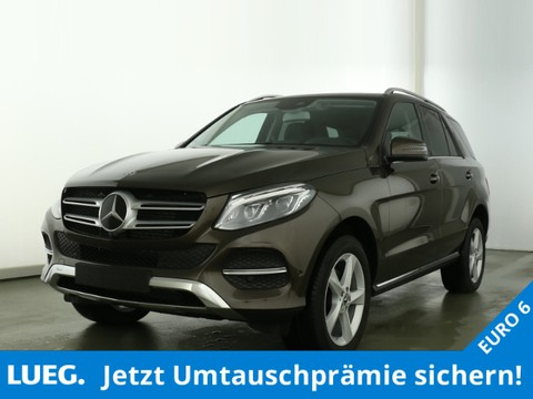 Mercedes GLE 250 d COAMAND