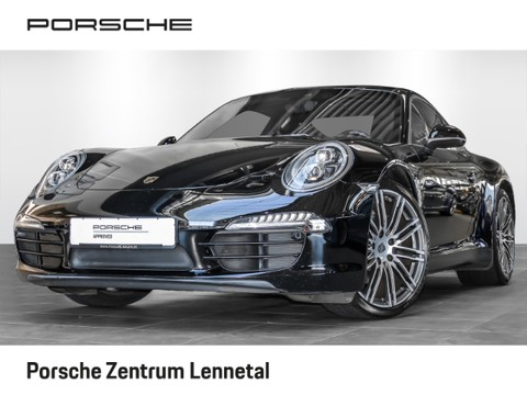 Porsche 911 (991) Carrera Black Edition