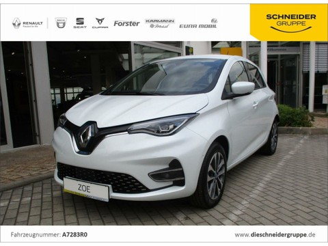 Renault ZOE R1 E 50 Batteriekauf Intens