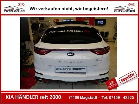 Kia pro_cee'd 1.6 (2019) Turbo-Benziner GT SHOOTING BRAKE PAKETE P7 P10 P11 EURO 6d