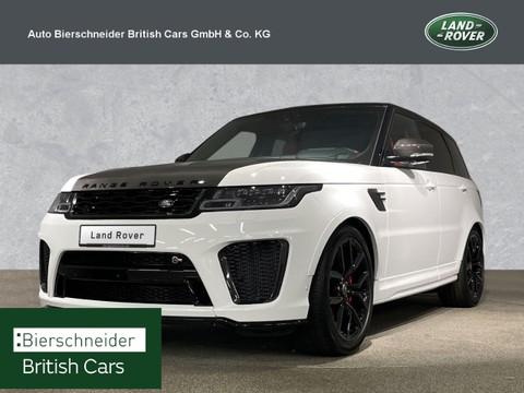 Land Rover Range Rover Sport P575 SVR Carbon Edition