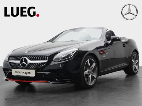 Mercedes SLC 180 AMG RED Edition