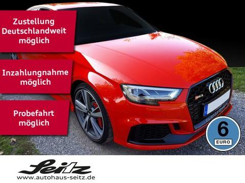 Audi RS3 2.5 TFSI quattro &O