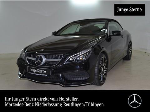 Mercedes-Benz E 500 Cab AMG Plus