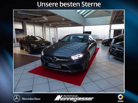 Mercedes CLS 300 d AMG-Line AssistenzPaket