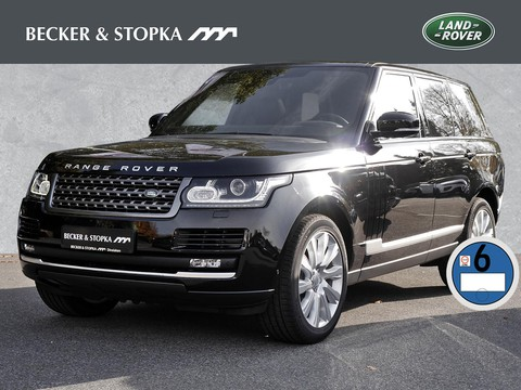 Land Rover Range Rover 4.5 TDV6 HSE UPE 1174 - EUR Stand