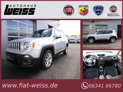 Jeep Renegade 1.4 Limited 140PS Beats
