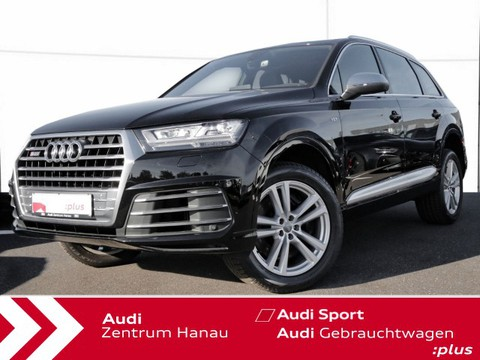 Audi SQ7 TDI UPE97T ASISST-STADT